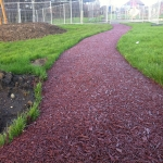Play Area Surfacing in Abernant 6