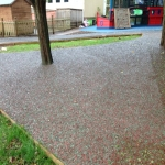 Play Area Surfacing in Aberfan 11