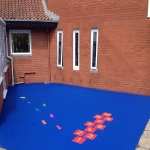 Play Area Surfacing in Aspley 9
